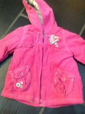 Cute Pink Cord Coat NEXT 2-3 Yrs