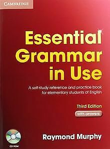 Essential Grammar in Use with Answers and CD-ROM ... | Buch | Zustand akzeptabel