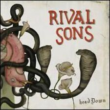 Rival Sons Head Down 2 LP 2012 Double G Fold Vinyl Stoner Hard Rock