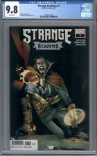 Strange Academy #7  Humberto Ramos  Doctor Strange  1st Print CGC 9.8