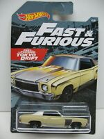 2019 Hot Wheels Fast & and Furious Tokyo '70 Monte Carlo Wal-Mart Exclusive 4/6