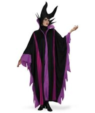 Adult Disney Maleficent 3 PC Deluxe Costume Dress Dg5093