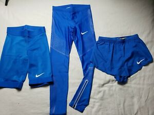 Nike Pro Elite Shorts & Half tights and Tights Size medium Track and Field Rare