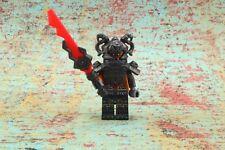Lego Mini Figure Ninjago Commander Raggmunk 2-Sided Head from Set 70627