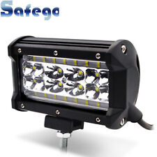 1x 5inch 84W LED Work Light Spot Beam Driving Light Bar Offroad Truck Auto Lamp