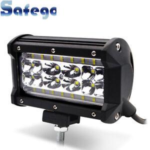 1 x 5inch 84W LED Work Light Spot Beam Driving Light Bar Offroad Truck Auto Lamp