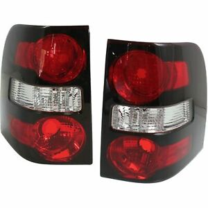 FIT FORD EXPLORER 2006-2010 TAILLIGHTS REAR LAMPS LIGHTS NEW PAIR SET
