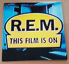 R.E.M. ‎– This Film Is On 1991 PAL LASER DISC FRANCE.PRINT WARNER MICHAEL STIPE