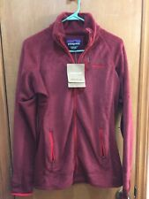 Red patagonia r2 womans size-large new with tags