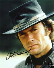 CLINT EASTWOOD AUTOGRAPH SIGNED PP PHOTO POSTER 2