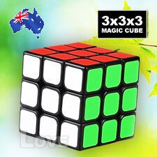 Sydney Stock Magic Cube 3x3x3 Super Smooth Fast Speed Rubik Puzzle Rubics Rubix