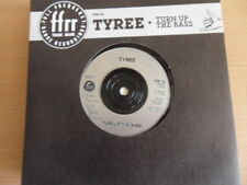 "TYREE TURN UP THE BASS    7"" VINYL"