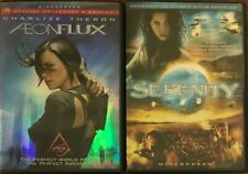 Aeon Flux/Serenity (Dvd, 2006)*Charlize Theron Nathan Fillion