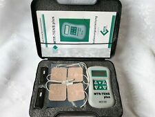 TENS EMS Plus Elektrotherapie MTR Gerät - längere Behandlungszeiten -unbenutzt