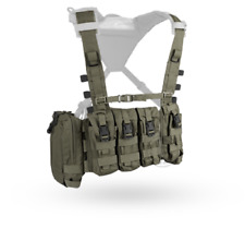 Crye Precision - AVS Detachable Chest Rig - Ranger Green