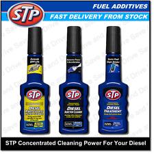 STP Diesel Filtro de partículas & Inyector Limpiador & Combustible Tratamiento Aditivo DPF