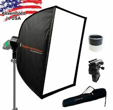 Assembly-free Lighting Flash Portable Collapsible Softbox for Flash Photography