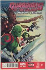 Guardians of the Galaxy - Tomorrows Avengers (2013 Marvel one shot) VF #1A.