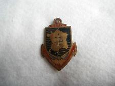 RARE médaille insigne Indochine CEFEO France croix de Lorraine