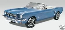 2009 discountinued Revell 2095 1/24 1964-1/2 Mustang Convertible new in the box