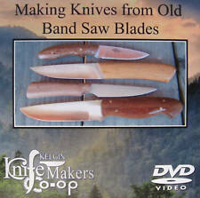 Kelgin Co-op  DVD Make Knives From Old Band Saw Blades
