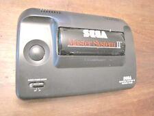 Sega Master System II 2 Mastersystem console power base