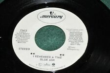 Blue Ash - I Remember A Time - Mercury Promo - Youngstown, Oh power pop - Listen
