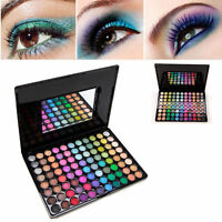 Pro 88 Neutral Warm Colors Eyeshadow Eye Shadow Palette Makeup Cosmetics Set