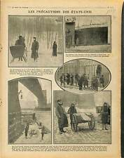 Soldiers First Motor Battery Gatskill-Aqueduc Rockefeller Tarrytown NY 1917 WWI