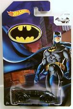 BATMAN LIVE BATMOBILE MOVIE CAR 75 YEARS OF BATMAN HOT WHEELS DIECAST HW 2014
