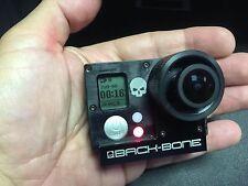 GOPRO HERO 3+BLACK RIBCAGE BACKBONE PHOTO VIDEO CAMERA CAMCORDER 4K HD RageCams
