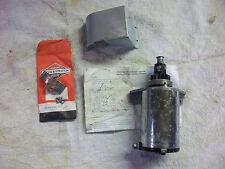 Briggs & Stratton 396306 Starter Motor Kit / OEM / NOS  cast single