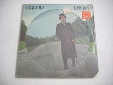"ELTON JOHN / A SINGLE MAN - Picture disc 12"" inch new"