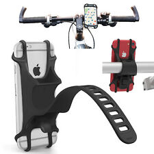 Universal Motorcycle MTB Bike Bicycle Handlebar Mount Holder For Cell Phone GPS