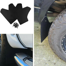 4 Piece Molded Splash Guards Mud Flaps - Front & Rear Body Kit Anti Scratches