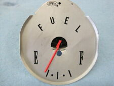 New other Fomoco Ford Mustang? fuel gauge silver face 1965? unknown application