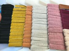 """Corduroy Ribbon Cotton Rayon  3/8"""" Trim Novelty 1 yd Made in France"""