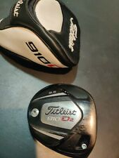 Titleist 910D2  9.5* Driver Head Only w/ Cover