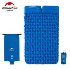 Naturehike Outdoor Inflatable Cushion Camping Mat Air Mattress Moisture-proof