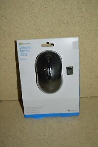 <WF> MICROSOFT WIRELESS MOBILE 4000 MOUSE MODEL 1383 - NEW