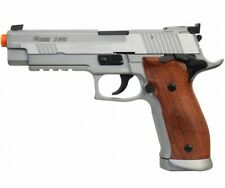 Sig Sauer P226 X-five Full Metal Co2 Blow Back Airsoft Gun Pistol Silver