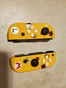 Genuine Nintendo Switch OEM Original Joy Con - Unique Design Super Mario 9/10