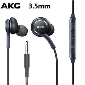 AKG Earphones EarBuds Headphones Headset For Samsung Galaxy S9 S8+ S7 Note 10 9