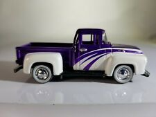 Greenlight '53 Ford F-100 Purple & White 2012 Motor World Series 5 LOOSE READ