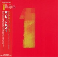 BEATLES - NO.1 ( MINI LP AUDIO CD with OBI ) Harrison Lennon McCartney Starr