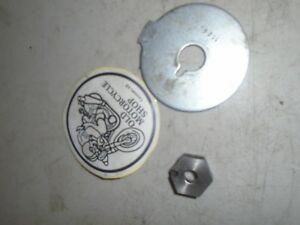 1986 KAWASAKI GPZ 1000 TIMING PLATE