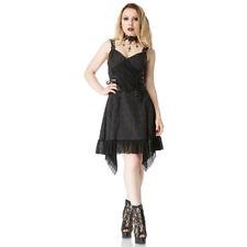 Viola Victoriana Steampunk Dress | Gothic Dress | Short Goth Dress | Victorian S
