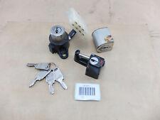 Honda C50 C70 C90 Main Ignition Switch Steering Lock Helmet Holder SET NOS Japan