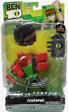 "BEN10 Omniverse 5 "" Electronic Fourarms Cartoon Network New 2012"