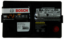 Battery-Bosch AGM Vehicle Rear WD Express 825 54006 459